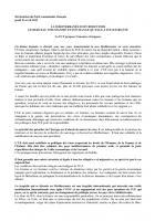 Manifestation samedi 25 avril à Rennes