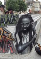 Galerie-photos: rassemblement de soutien à Mumia
