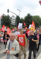 Petit reportage sur la manifestation CGT/FO du 26 juin 2014