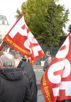 La manifestation pour l'emploi en photos