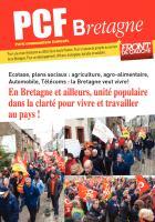 Situation de l'emploi en Bretagne: tract régional
