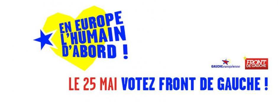 Elections européennes: meeting à Rennes le 22 mai