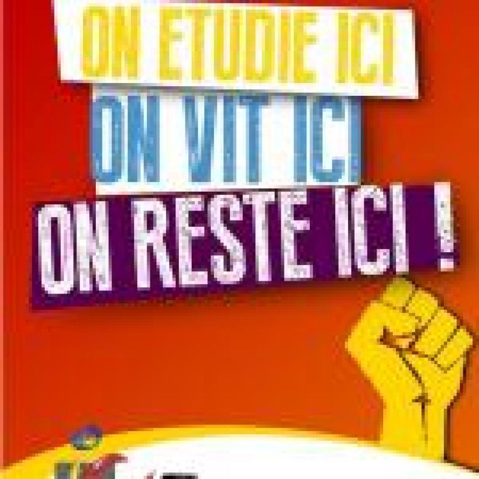 On vit ici, on étudie ici, on reste ici ! Manifestation Mardi 19 Novembre à Rennes !